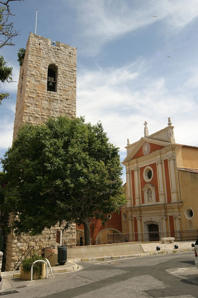 Antibes Cattedrale